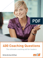 Self Study Workbook - 400-Coaching-Questions