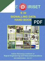 S30signaling data hand book