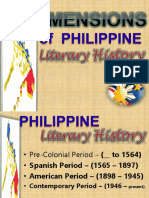 A.1.2 Philippine Literary History Spanish Period1 (1)