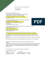 Assignment 3 Part II - Key