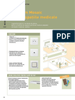 Mosaic Spatii Medicale