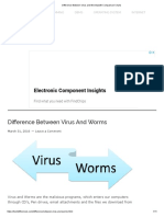 Difference Between Virus and Worms(with Comparison Chart).pdf