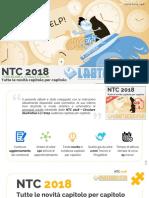[LabTecDesign] NTC 2018 - Le novità capitolo per capitolo