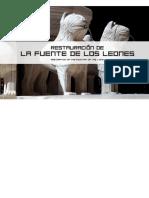 Restauración de la fuente de los Leones.pdf