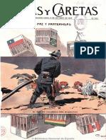 Caras y caretas (Buenos Aires). 2-10-1909, no. 574
