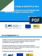 IFC SME Survey 2019
