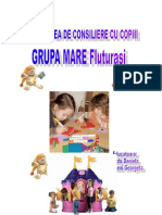 consiliere copii planificare