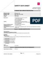 Chitosan Fuji film safety data sheet