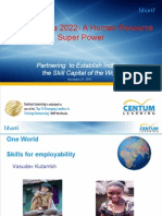 Copy of Building India 2022- A Human Resource Super Power
