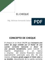 EL CHEQUE.pptx