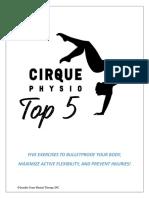 Cirque_Physio_Top_5