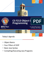 Lec-2 (Object Oriented Programming)