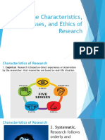 Lesson 3 Characteristics Processes and Ethics of Research.pptx