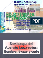 Semiologia M. Sup. y M. Inf.