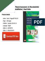 Orthopedic-Physical-Assessment-6e-