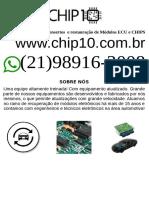 Reparo Modulos (21) 989163008 Goiania