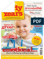 early age teaching magazine