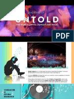 Untold marketing study