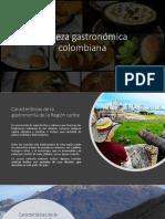 Riqueza gastronómica colombiana.pptx