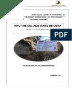 INFORME DEL ASISTENTE 100