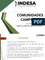 COMUNIDADES-CAMPESINAS