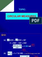 circular measure.ppt