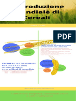 Produzione Mondiale Cereali