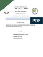 PROYECTO DE TESIS DE ENFERMERIA