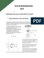 TEORICO DE REFRIGERACIÓN