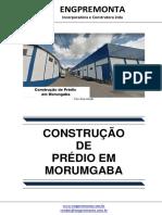 Construção de Prédio Em Morungaba