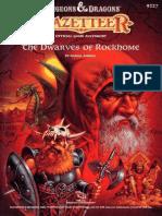 6) GAZ6 - The Dwarves of Rockhome.pdf