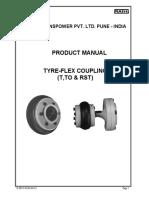 tyre-flex coupling deatils