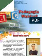 Pedagogia Waldorf 2003
