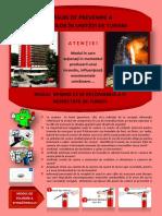FLYER Masuri de prevenire a incendiilor in unitati de turism