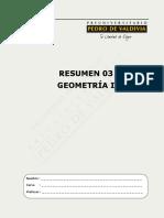 4990-Resumen 3 - Geometría I (7%)