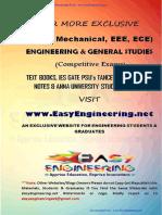 CE6073 pec -WRE- By EasyEngineering.net