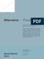 Alternative Thinking Strategic Portfolio Construction