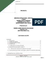 memoria de diseño edificio SANTO DOMINGO.doc