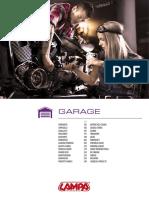 LAMPA - Moto Garage