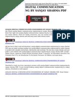 analog digital communication engineering by sanjay sharma.pdf