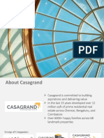 Casagrand Serviced Homes