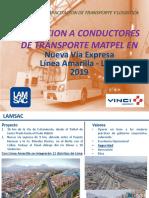 Presentación Vía Expresa LAMSAC - UNT.pptx