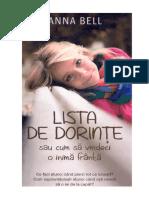 Anna Bell - Lista de dorinte.doc