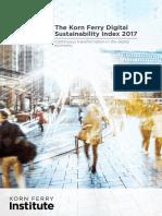 Korn Ferry_Digital Sustainability Index 2017
