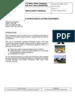 14.Lifting Operations & Lifting Equipment