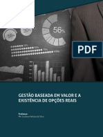 Analise de empresas valuation