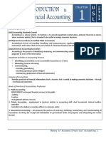 1. Introduction to Financial Accounting - EDITED