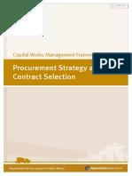 cwmfprocurementstrategy