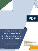 Imminutés et priviléges diplomatiques et consulaires -WORD(1)