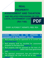 Real Property Assessment &Taxation _ Engr Nonato
